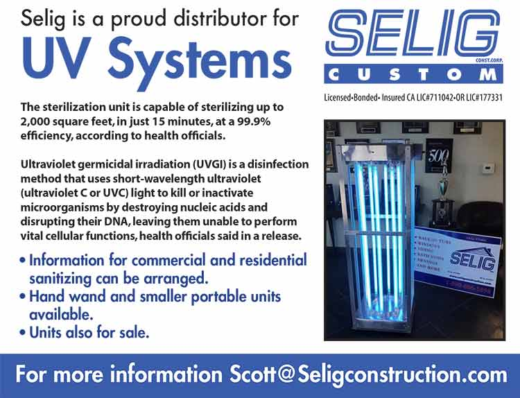 Selig UV Systems